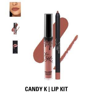 Kylie Cosmetics Makeup - Kylie Jenner Lip Kit (Candy K🍭)